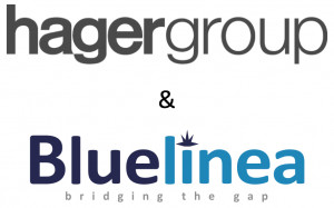 Hager Group et Bluelinea - Partenariat Strategique
