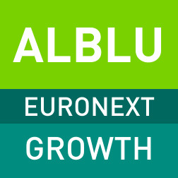 ALBLU Euronext growth