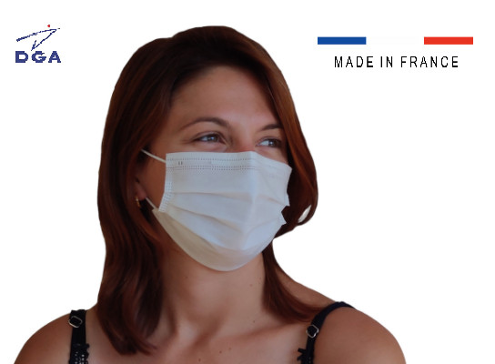masques Made in France par Bluelinea