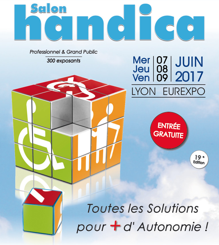 Salon Handica Lyon Bluelinea